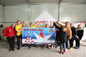 Heut geht es an Bord - Weltrekord im Abenteuerpark Oberhausen