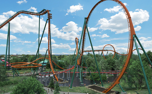 World Record Roller Coaster Coming to Canada's Wonderland in 2019