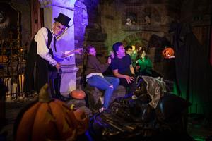 Halloween im Berlin Dungeon