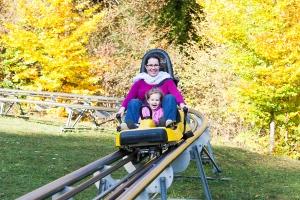 Goldener Herbst für Action Fans und Naturliebhaber  im Eifelpark Gondorf