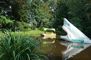 Erse-Park Uetze durch Unwetter beschädigt