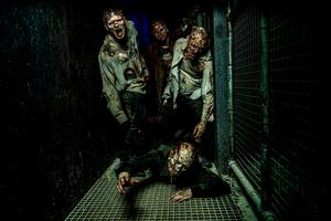 Horror Nights - Traumatica ab 1. Oktober