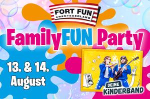 FORT FUN FamilyFUN Party
