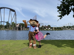 O´zapft is! im Heide Park Resort vom 18. bis 26. September 2021