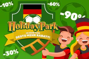 Holiday Park belohnt für jedes Tor der Nationalmannschaft