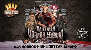 Das Halloween Horror Festival 2021 steht in den Startlöchern!