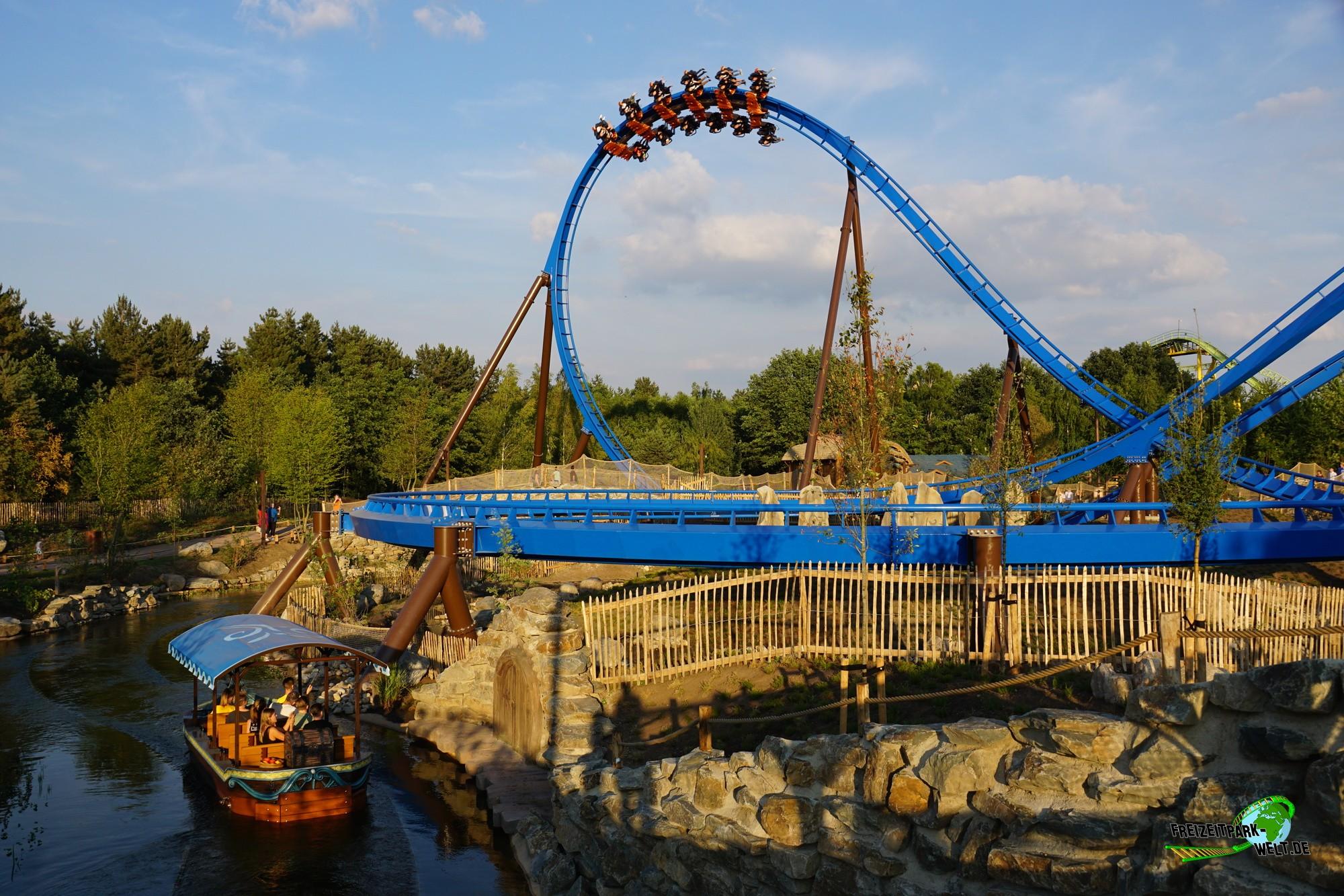 Verwonderlijk Toverland - Highlights & Tipps zum Besuch im Freizeitpark AU-63