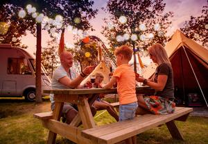 Erfolgreiches Pop-Up Camping im Toverland kehrt zurück