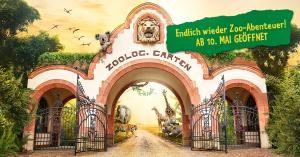 Zoo Leipzig öffnet nach 189 Tagen wieder
