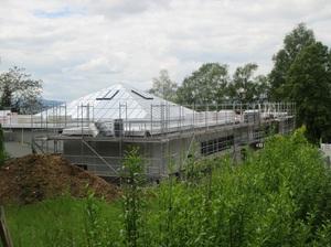 Neubau der Prinz-Maximilian-zu-Wied-Halle