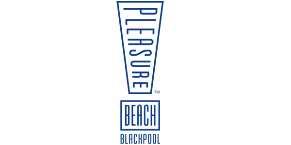 Pleasure Beach Blackpool Logo