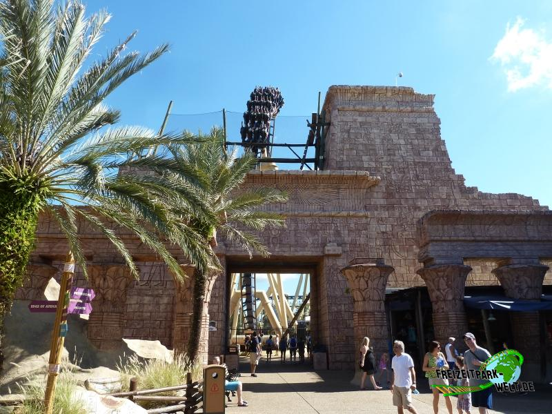 Busch Gardens Tampa Tampa Freizeitpark