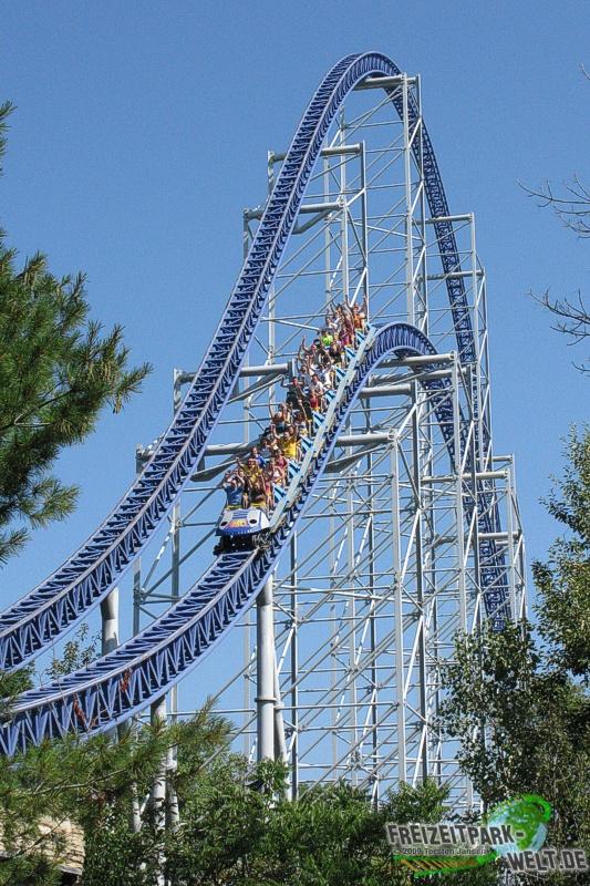 Millennium Force im Cedar Point - 2009