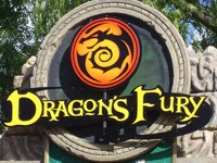 Dragons Fury - Chessington - World of Adventures