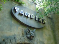 Vampire - Chessington - World of Adventures
