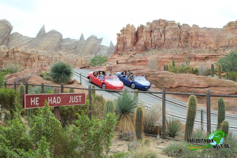 Radiator Springs Racers - 2015