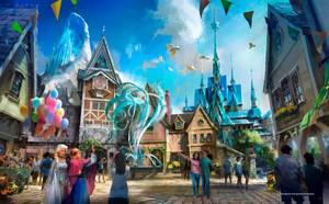 Hong Kong Disneyland - der zweite Schritt zur Expansion ist getan