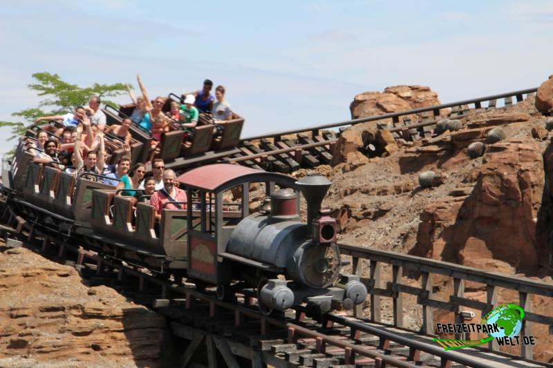 Big Thunder Mountain - 2015