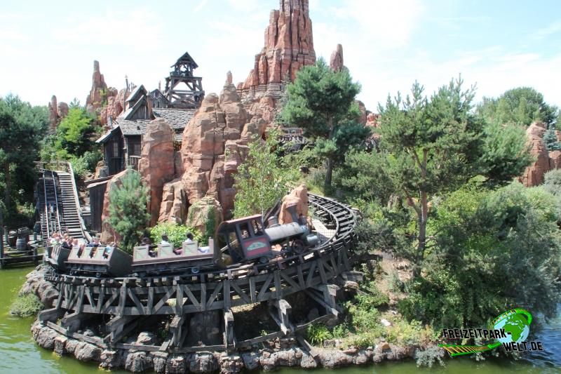 Big Thunder Mountain - Disneyland Paris