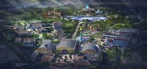 Disney k�ndigt mehrj�hriges Erweiterungsprojekt f�r Disneyland Paris an