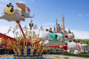 The Walt Disney Company Celebrates