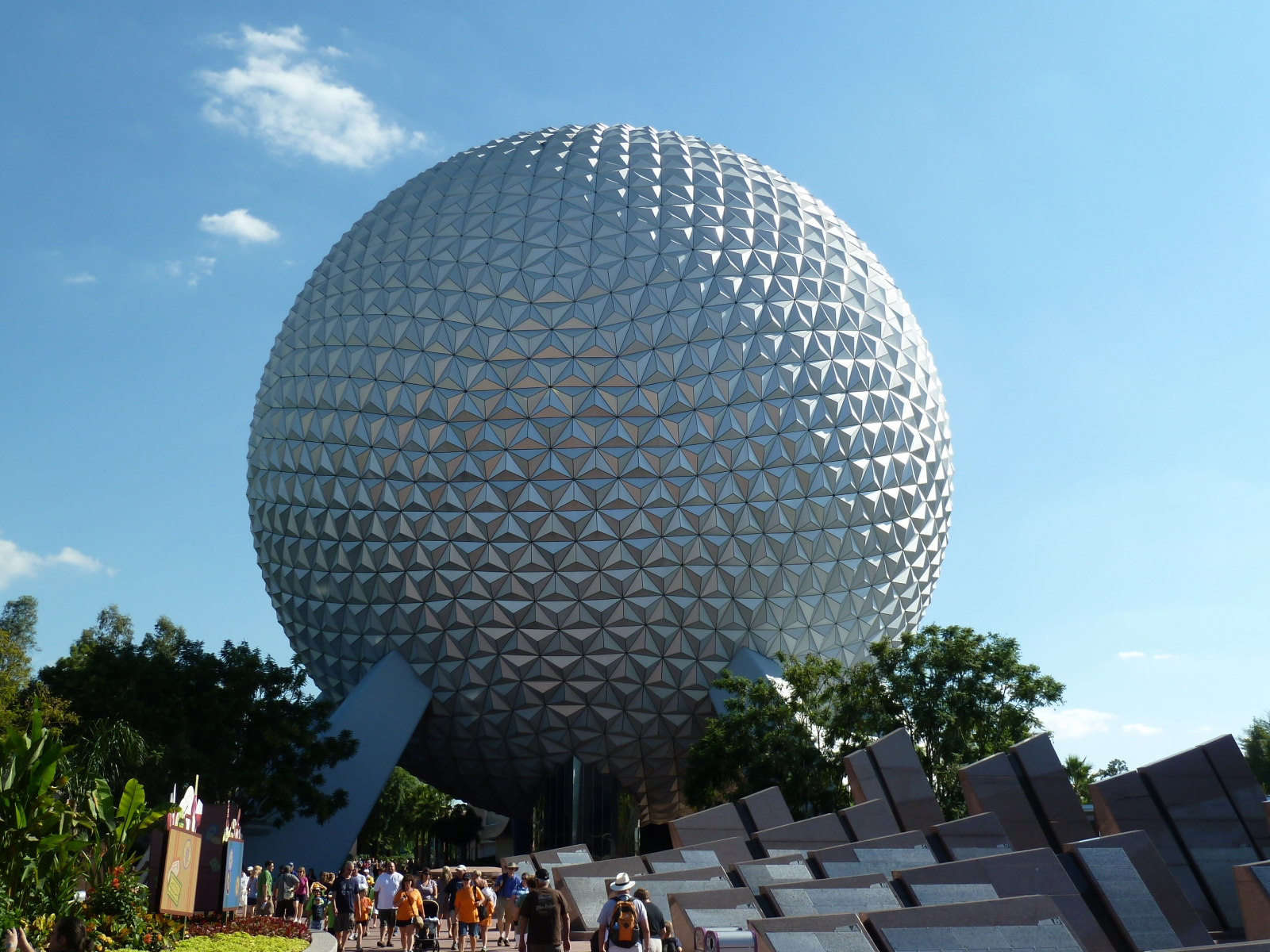 Spaceship Earth - 2011