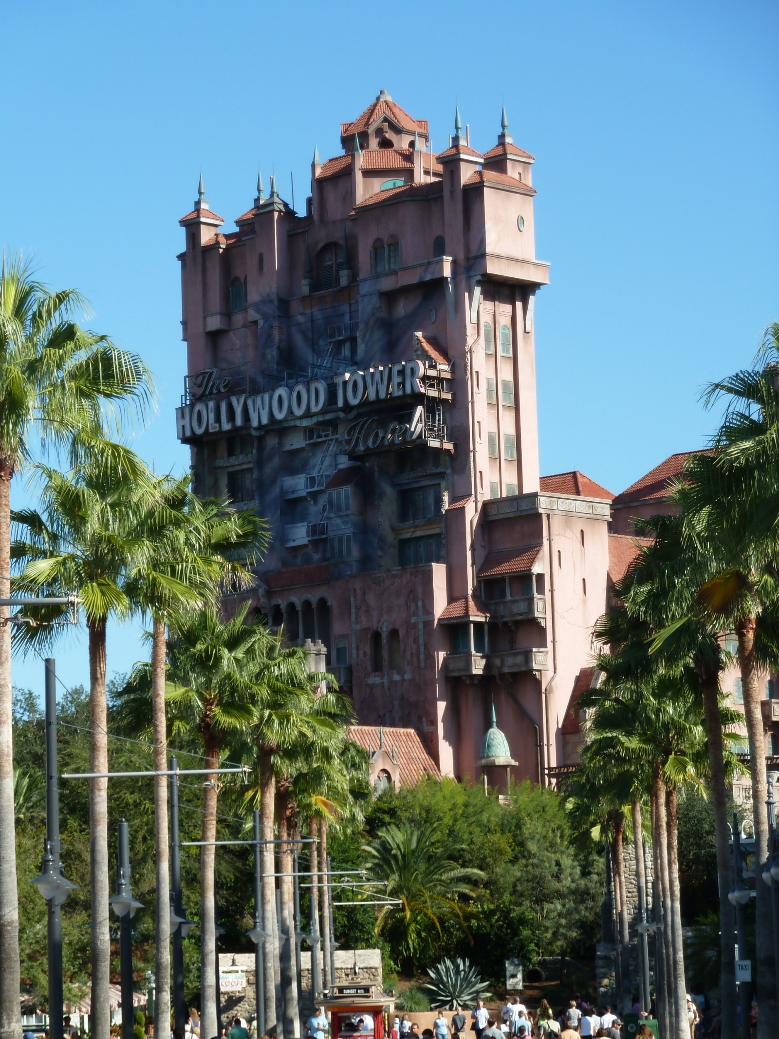 The Twilight Zone Tower of Terror� - 2011