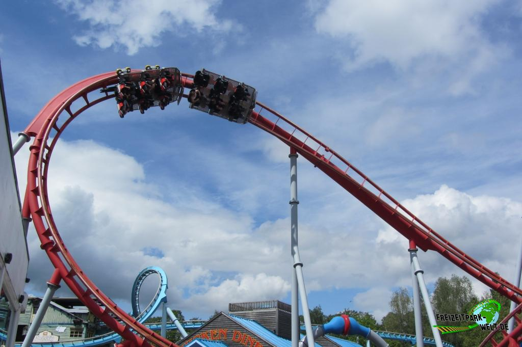 G-Force - Drayton Manor