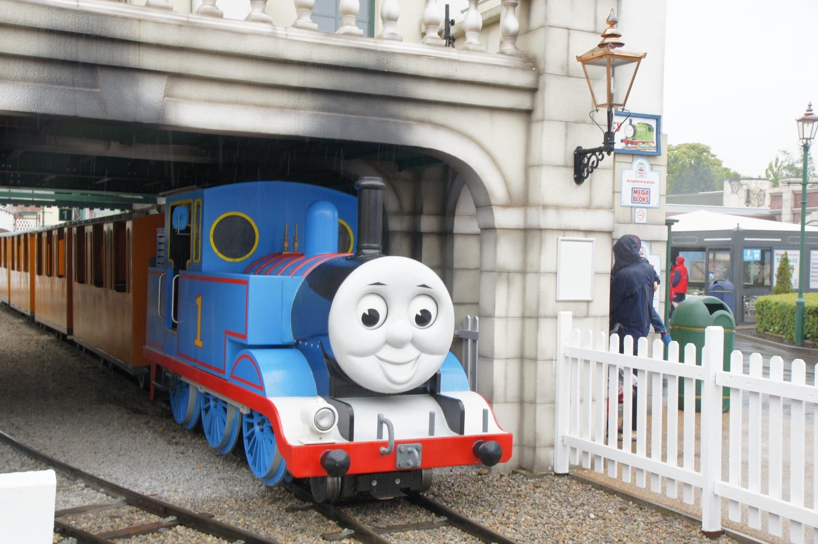 Knapford Station - 2013