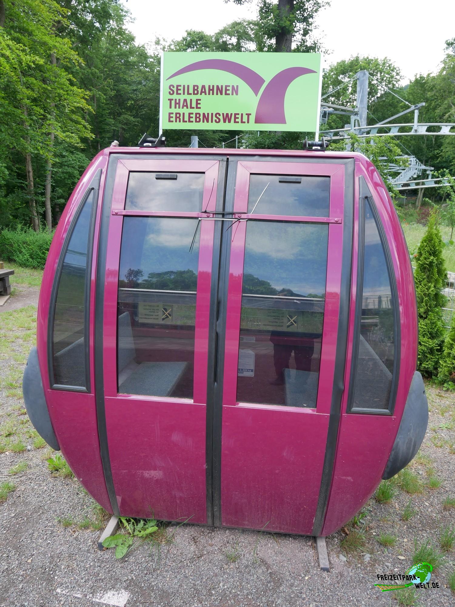 Kabinenbahn Hexentanzplatz   Erlebniswelt Thale   Freizeitpark Welt.de