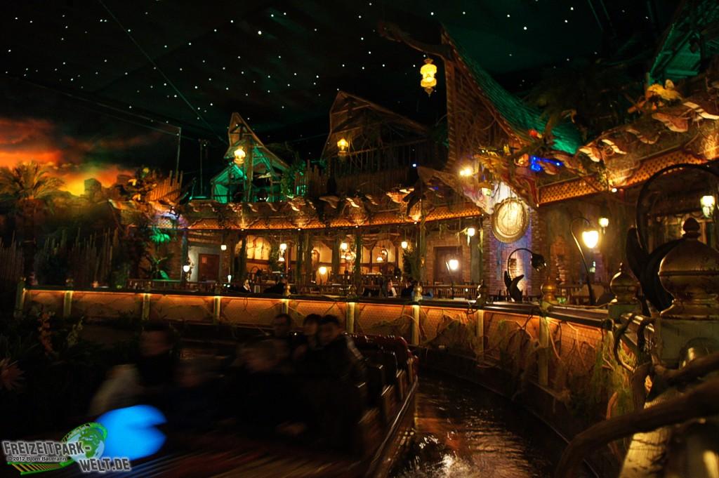 Disneyland Paris Ticket Restaurant
