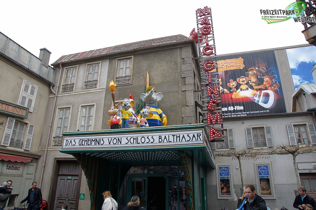 Europapark Kino