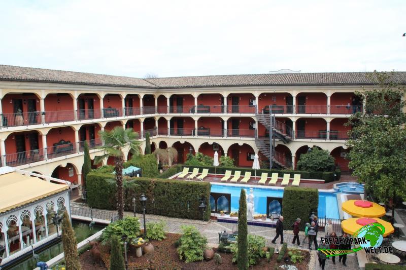 Hotel El Andaluz - Europa-Park