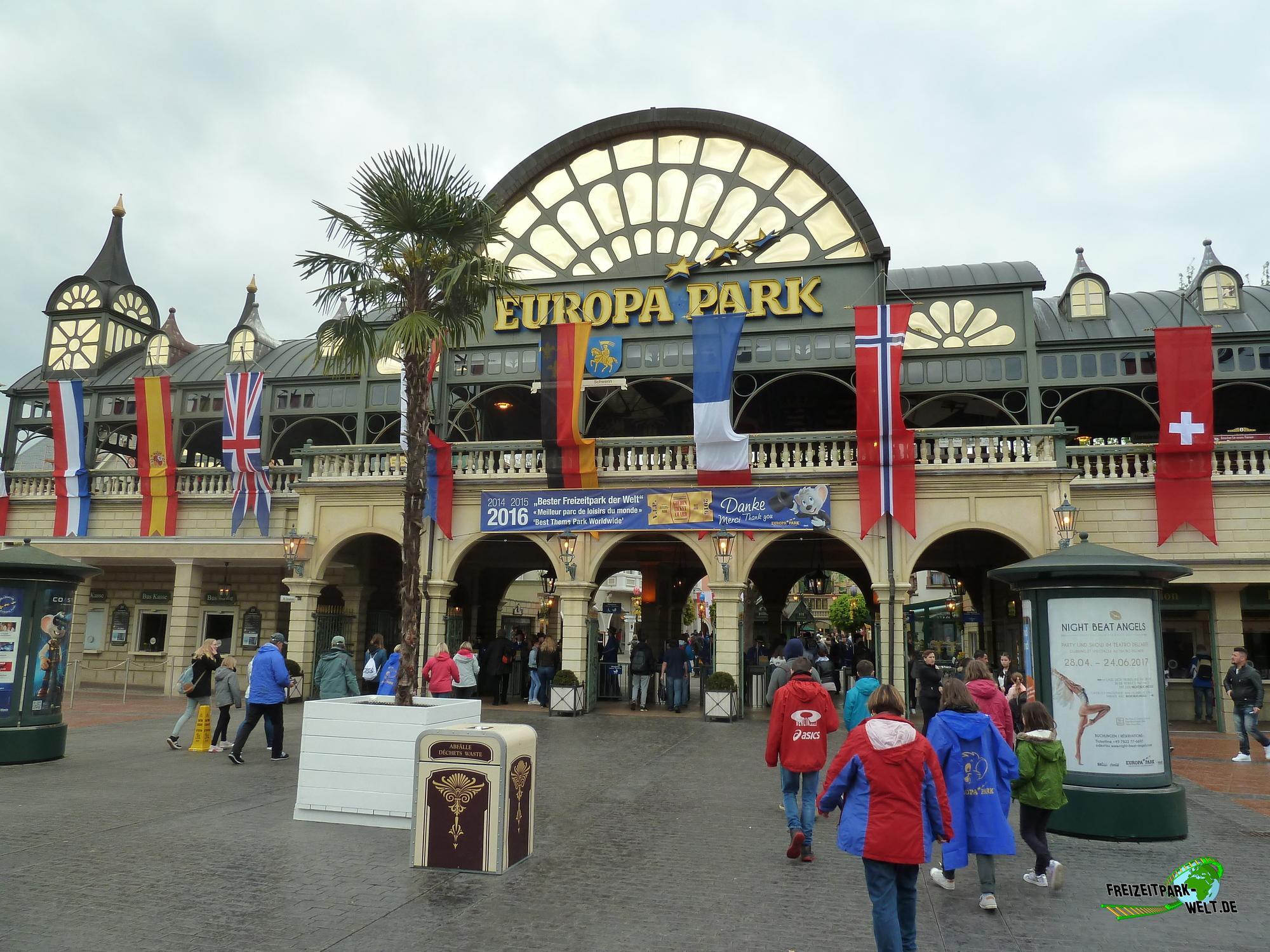Bilder Europa Park
