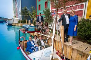 Europa-Park er�ffnet neues 4-Sterne Superior Hotel �Kr�nas�r�