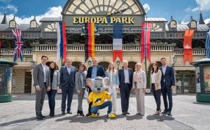 Die Freude kehrt zurück in den Europa-Park