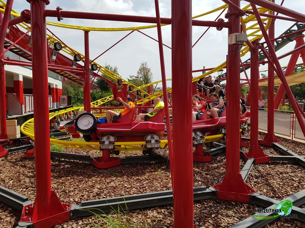 Junior Red Force - Ferrari Land