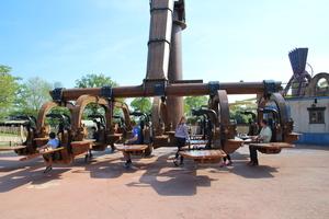 Ein Tag im Hansa Park