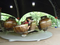 Spinning Barrels