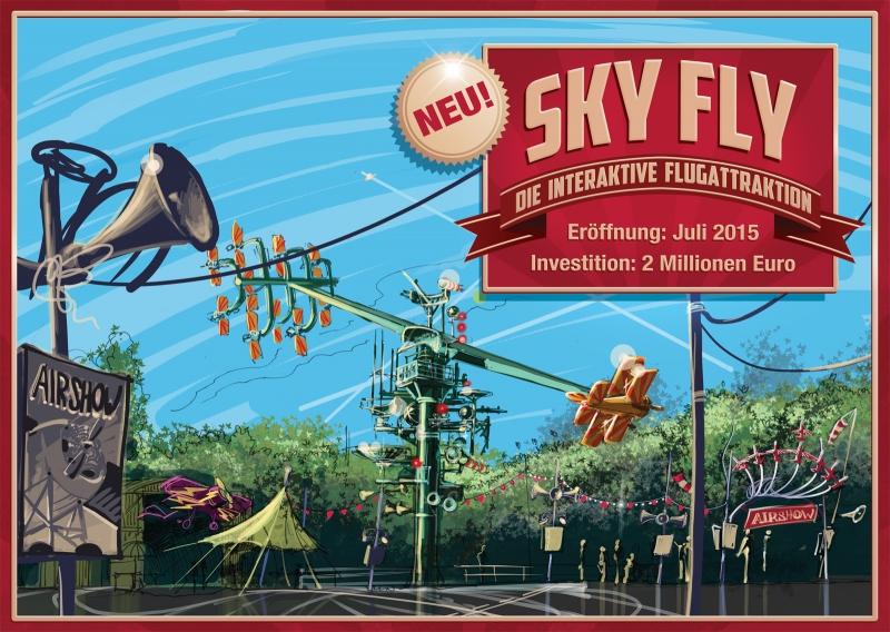 Sky Fly - 2015