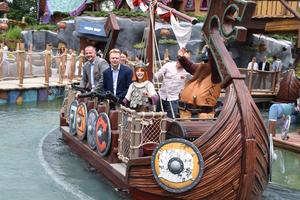 """Holiday Park eröffnet neuen Themenbereich """"Wickieland"""""""