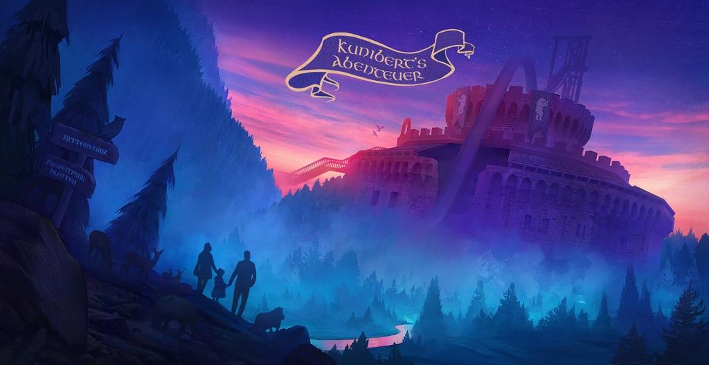 Kunibert's Abenteuer - 2019