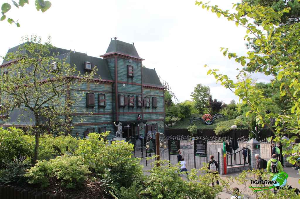 Ghost - The Haunted House - LEGOLAND� Billund