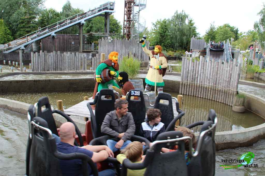 Vikings River Splash - LEGOLAND� Billund