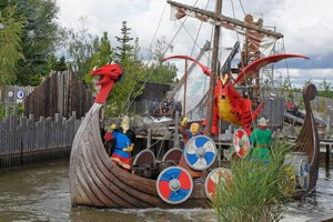 LEGOLAND Billund: Vikings River Splash