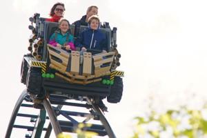 LEGOLAND Billund: X-treme Racers