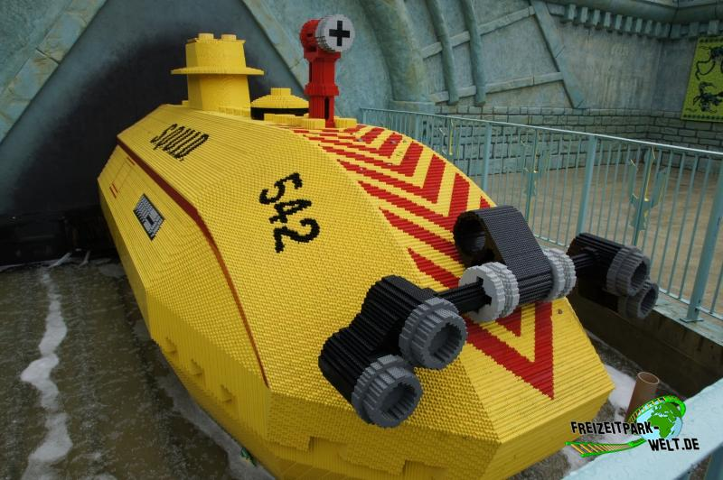 Atlantis Submarine Voyage - LEGOLAND Windsor