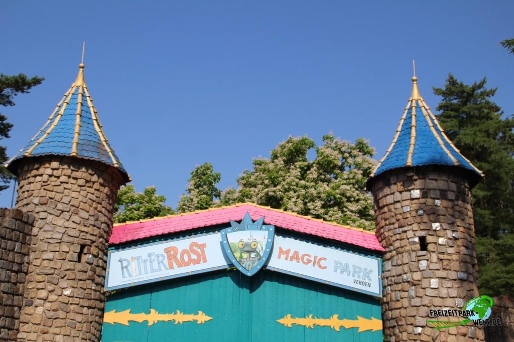 Ritter Rost Magic Park Verden - 2021
