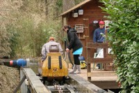 Wasserbahn - Ritter Rost Magic Park Verden
