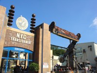N.Y.C. Transformer